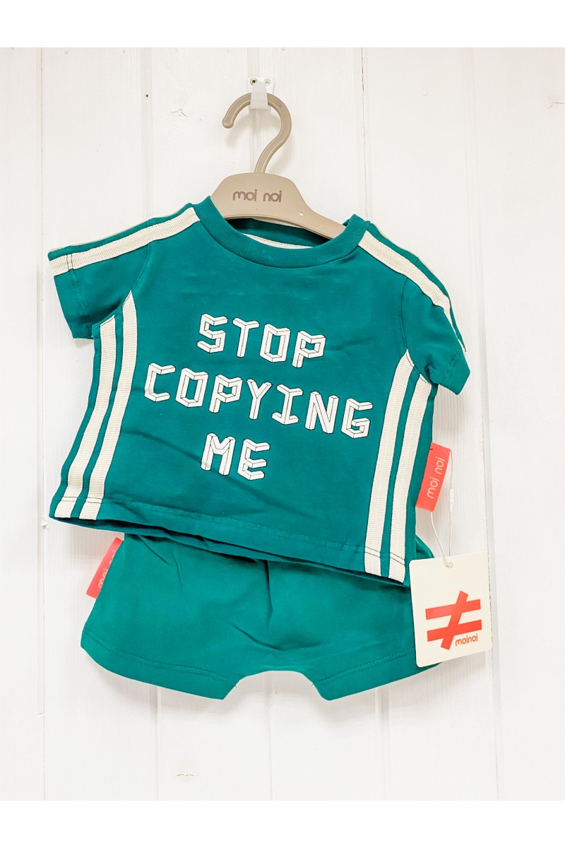 Buď originálny - Stop copying me